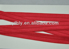 binding elastic tape, nylon folding