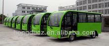 13 passengers electric city bus