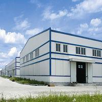 Steel Frame Workshop / Warehouse / Building
