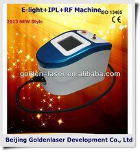 2013 Hot Selling Multi-Functional Beauty Equipment E-light+IPL+RF machine far infrared body wrap
