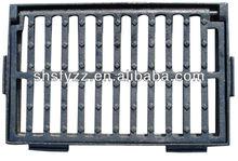 EN124 C250 Cast iron trench drains grating
