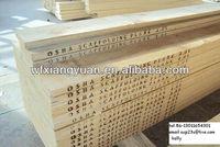 pine scaffolding wooden planks