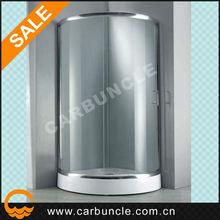 in fibra di vetro curvo cabine doccia con ante scorrevoli doccia ja425b