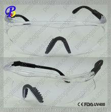 Z87.1 safey eyewear rimless frame,adjustable legs