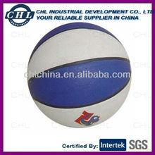 Basketball with logo printing