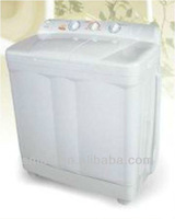 13 kg home use portable top loading semi automatic double tub washing machine/washer