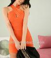 숙한 섹시한 패션 2012 최신 여름 여성 스마트 캐주얼 드레스