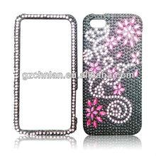 for iphone 5 full diamond bling hard case