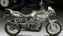 EEC Approved Motorcycle with 250cc Powerful Motor