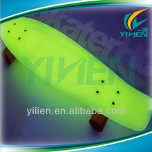 """Penny skateboards 2012 Hoverboard glow in the dark mini complete skateboard 22"""""""