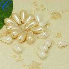 High lustr glass pearl teardrop beads 2013