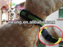 2013 hot sale flashing light pet collar led