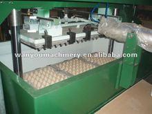 waste paper plate machine