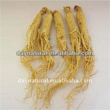 Ginseng powder.--Herbal medicine