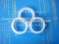 En plastique transparent ou en caoutchouc rondelles