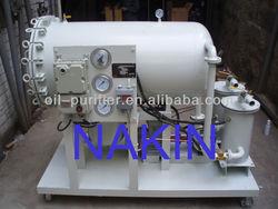 TJ Coalescence & separating tubine oil purifier
