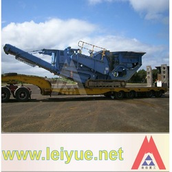 Easy operation Mobile Crusher for construction