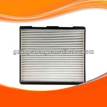 Environmental-friendly auto cabin air filter 97133-2D000 FOR HYUNDAI kabine filter