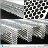 many style 304 stainless steel perforated sheet in contruction