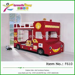 Fire Engine Kids Children Car Bed BRAND NEW