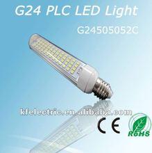 led bulb 2 pin g24 9w repalce halogen 100w led g24