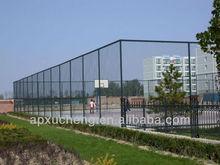 xucheng low carbon steel Sports field fence netting