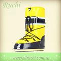 amarillo populares botas de luna