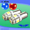 auto led lights ba9s 5050 13 led smd car dome lights green