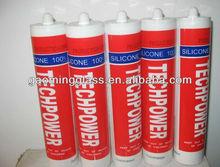 100% RTV silicone sealant, waterproof silicone