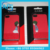 couple case for iphone 5 protect cover with Shimmering Powder Design Hard Plastic Cell Phone Case for Iphone5