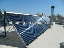Heat Pipe Vacuum Tube Solar Hot Collector