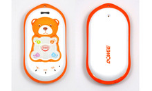 GK301 Cute Personal GPS Tracker for Kids with Free Online Tracking Platform