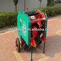 2013 vendedor caliente mini prensa de balas de heno de la máquina para la hierba