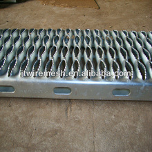 Gavlanized steel grating bar grating stair treads trench cover