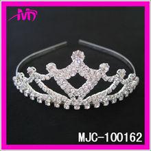 rhinestone crystal beauty pageant crowns&tiaras