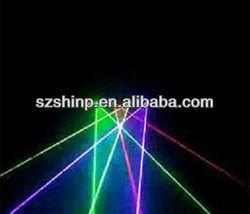 Club Dynamic Laser / Professional Temperature Control Projetor Curtain