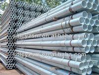 Small-Bore Galvanized Steel Tube Q215 Grade B on sale
