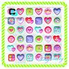 Epoxy Sticker for Kid