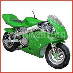 kids electric pocket bikes(HDGS-801 49cc)