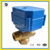 CWX-60P 2-way Motorised ball valve for home water using