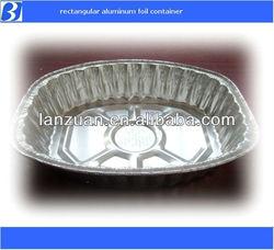 Aluminium foil food big tray