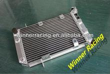 Hi-perf. aluminum alloy radiator for Suzuki LTZ400;Arctic Cat DVX400;Kawasaki KFX400 2003 2004 2005 2006 2007 2008