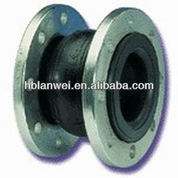 high quality single sphere Rubber Joint