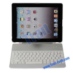 High Quality Aluminium Bluetooth Soft Keyboard for iPad 4/ New iPad/ iPad 2, All Languages Keyboard Available