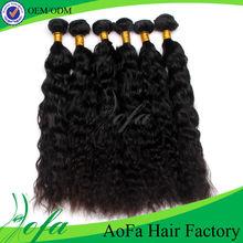 100% virgin guangzhou fashion brazilian natural colour 26 inch human hair remy noble gold hair