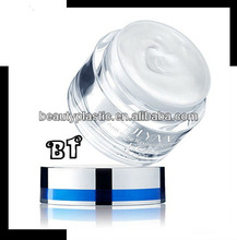 acrylic bottle and jar cosmetic container