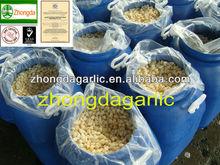 Pickled garlic In Brine(450-550pcs/kg)