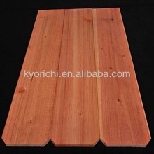Products at fencing from China/Dog eared or flat top
