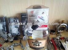 2012 HOT Sale brand wine pourer with logo bottle wine pourer