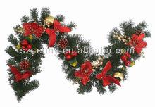 PVC Christmas Decoration Helper assortment